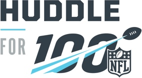 NFL Huddle for 100