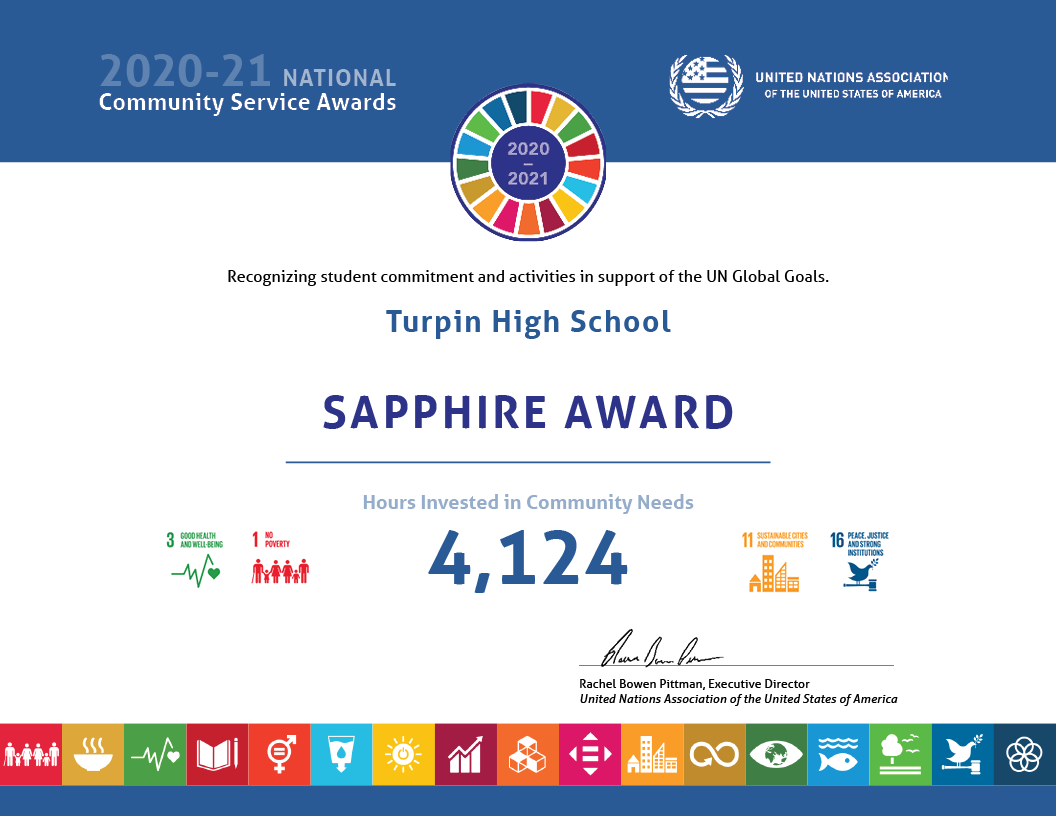 2020-21 School Award