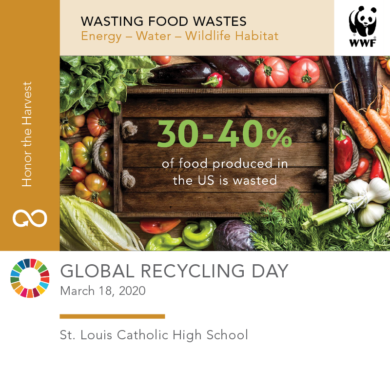 Global Recycling Day 2020