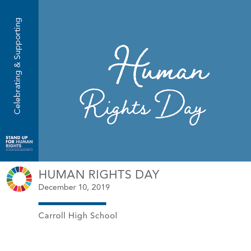 12.10.19 Human Rights Day