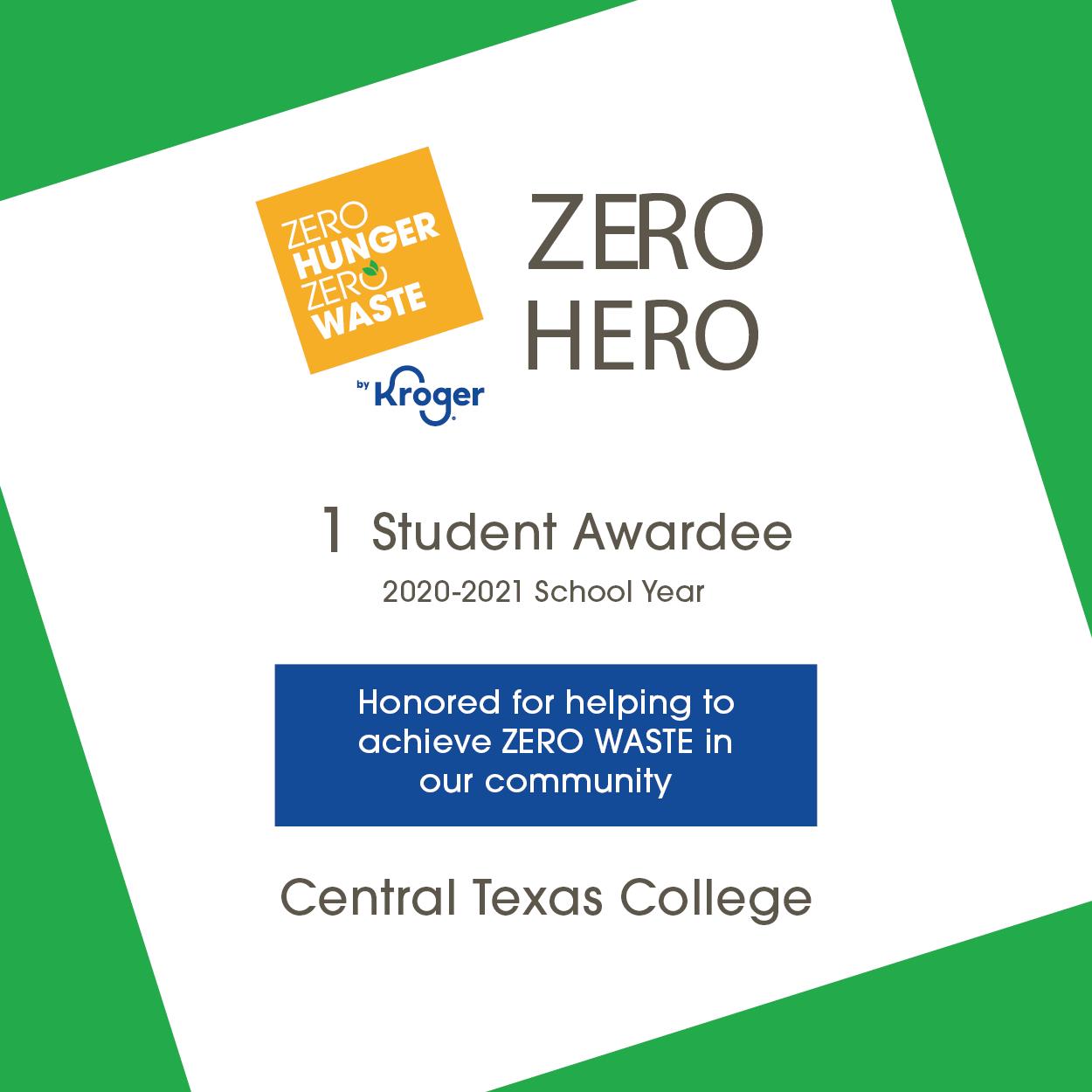 2020-21 Zero Hero Awards