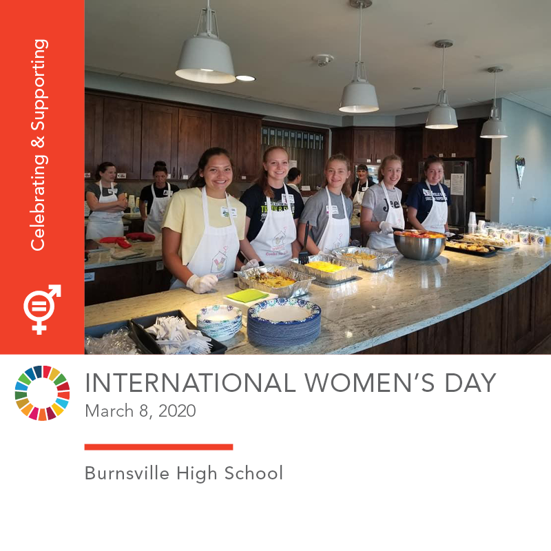 Intl Women's Day 2020