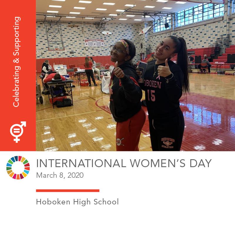 Intl Women's Day 2020