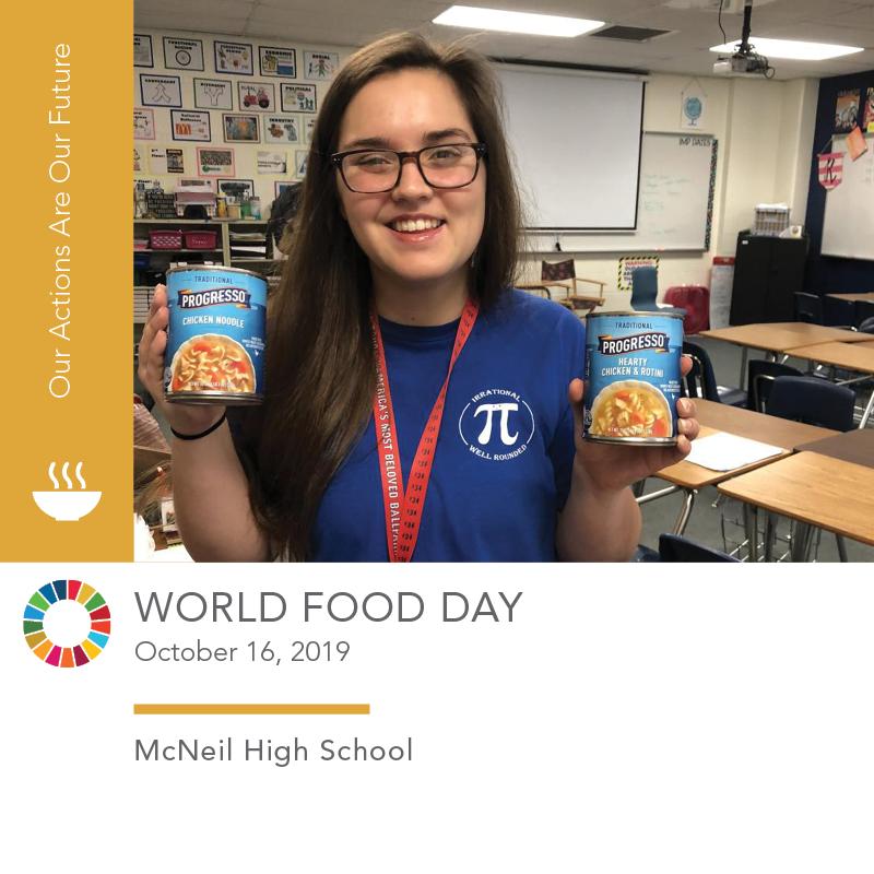 10.16.19 World Food Day