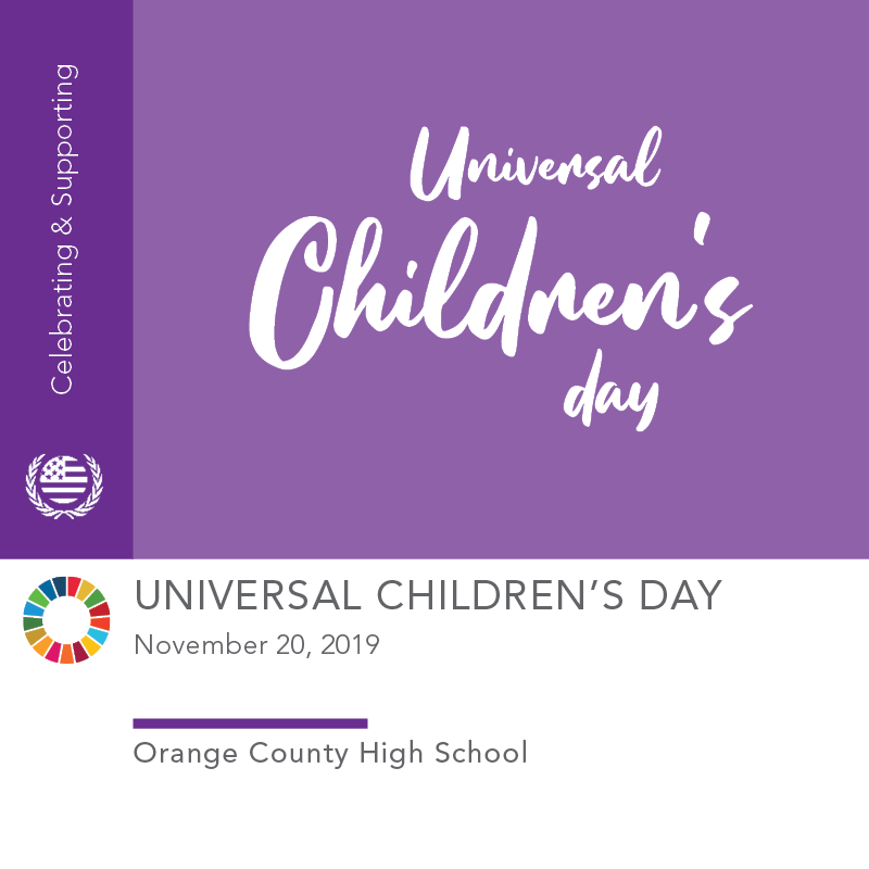 11.20.19 Universal Children's Day